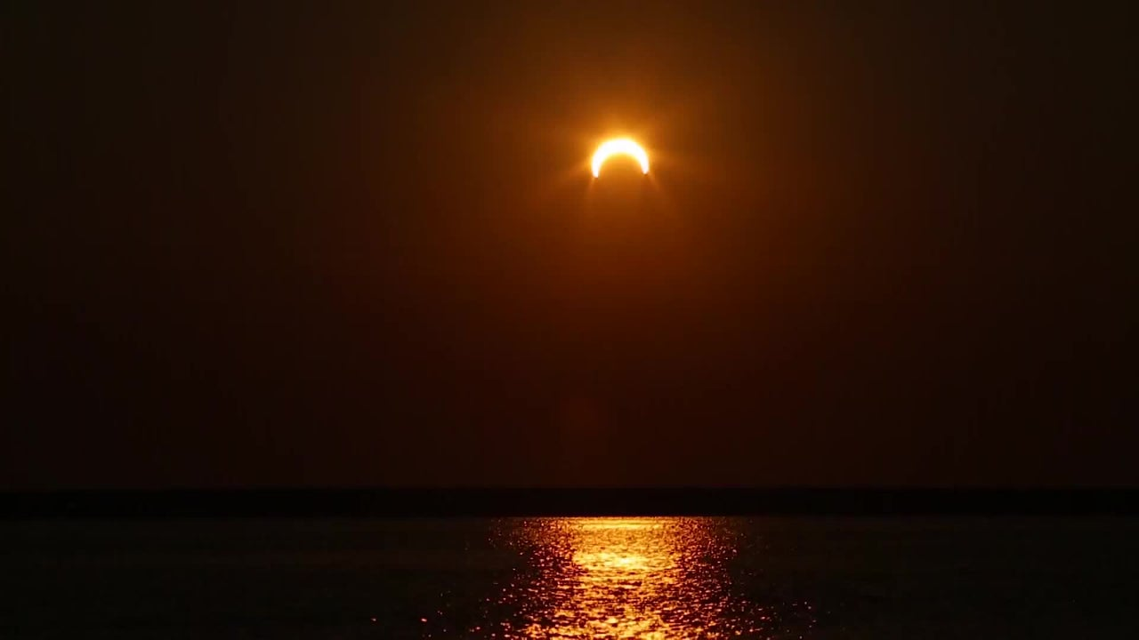 The first solar eclipse of the decade is coming soon. Here's how to watch.