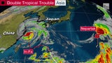 Two Tropical Systems in Western Pacific, Olympics Could See Impacts
