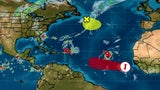 Watching Multiple Tropical Systems in the Atlantic