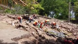 Ancient Ruins Found Along Controversial Mexico Train Route