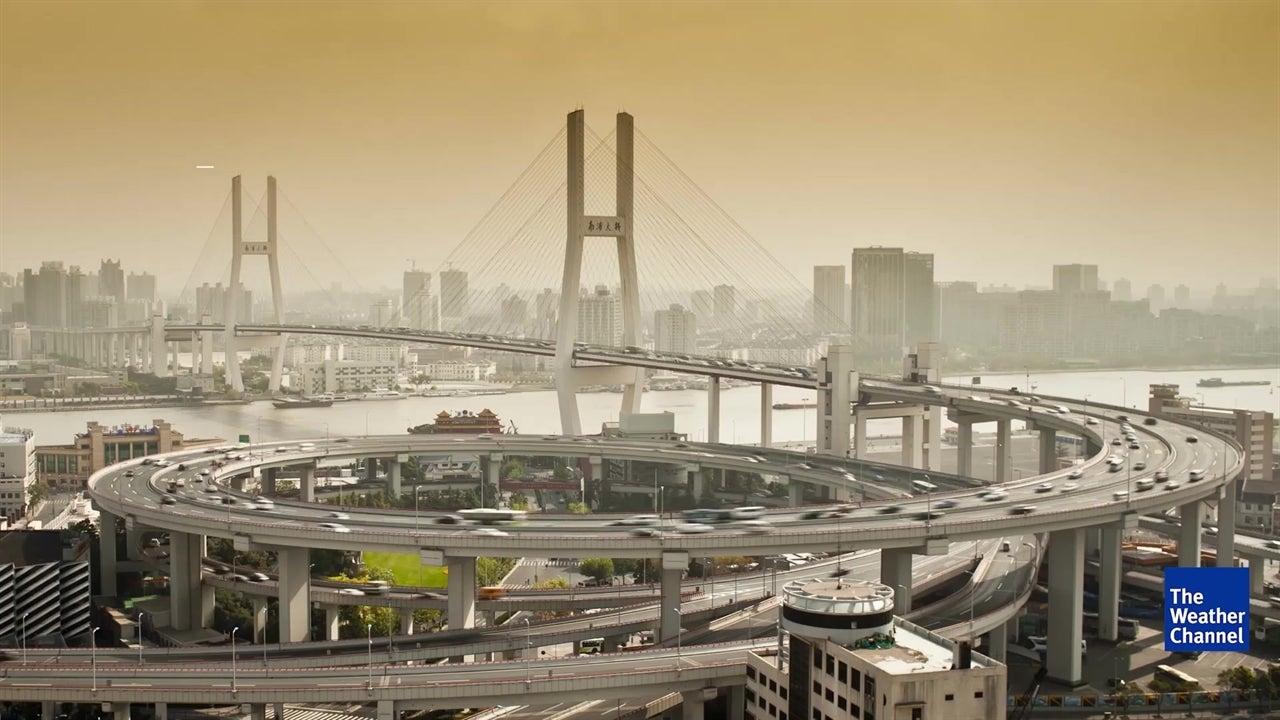 L'air de 2100 villes jugé trop pollué