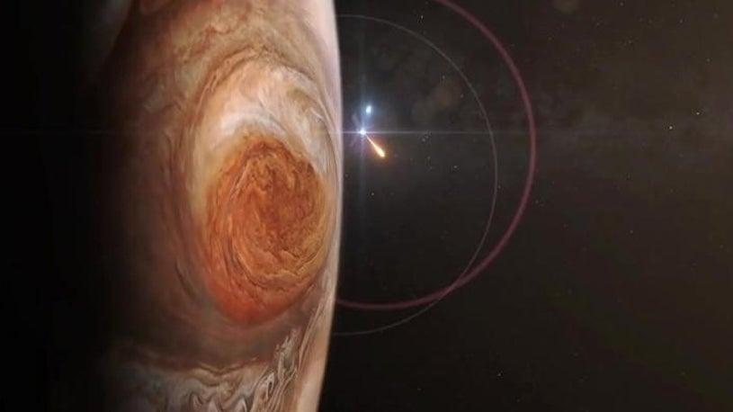 """Diese Reise ist extrem gefährlich: """"Juno"""" reist erstmals zu Jupiter"""