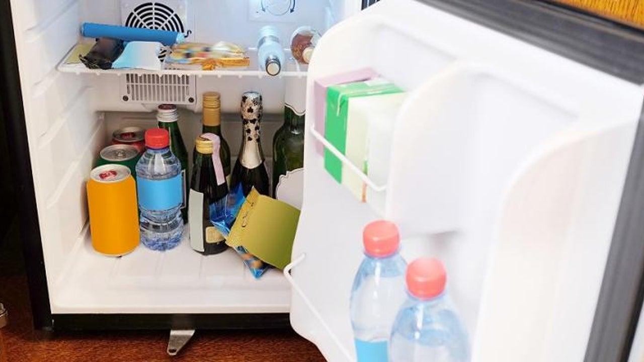 Warum Minibars aus den Hotelzimmern verschwinden
