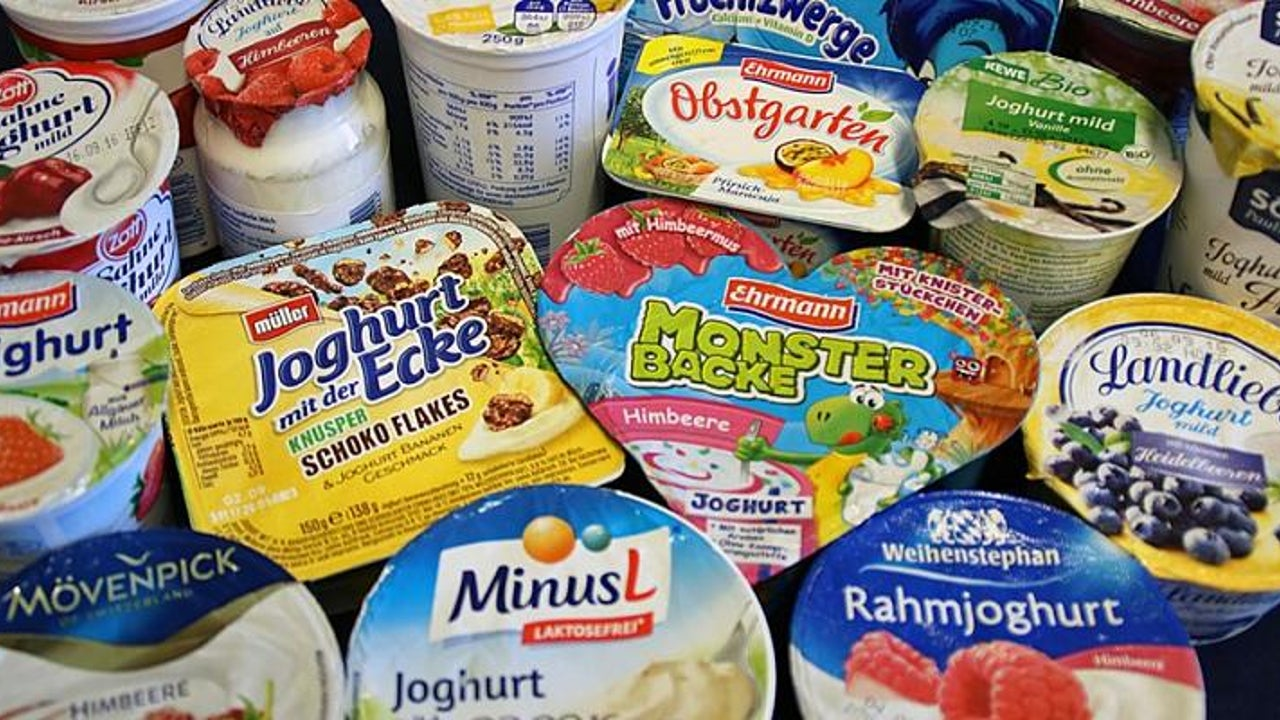 Joghurt-Check mit vernichtendem Urteil