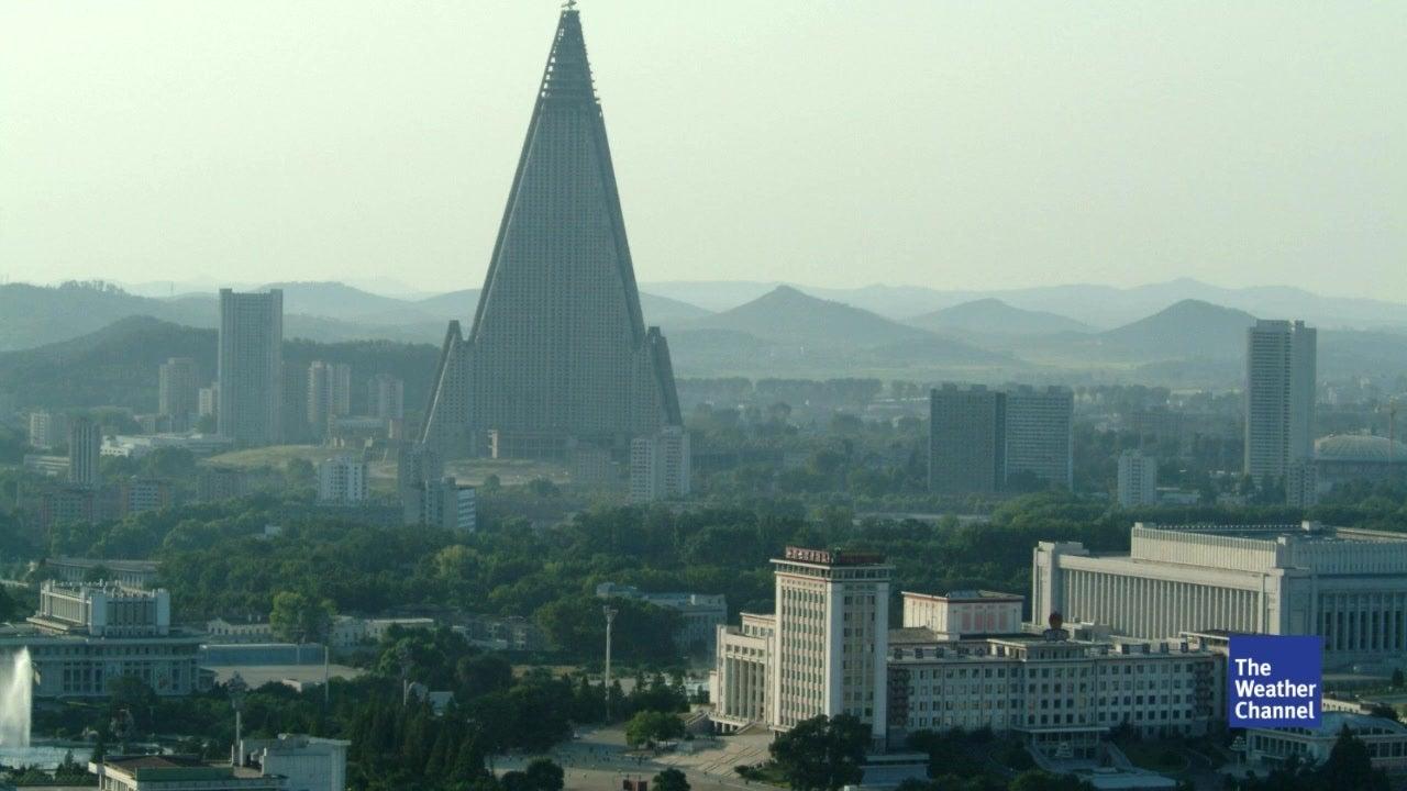 Nordkorea schämt sich für diese Pyramide