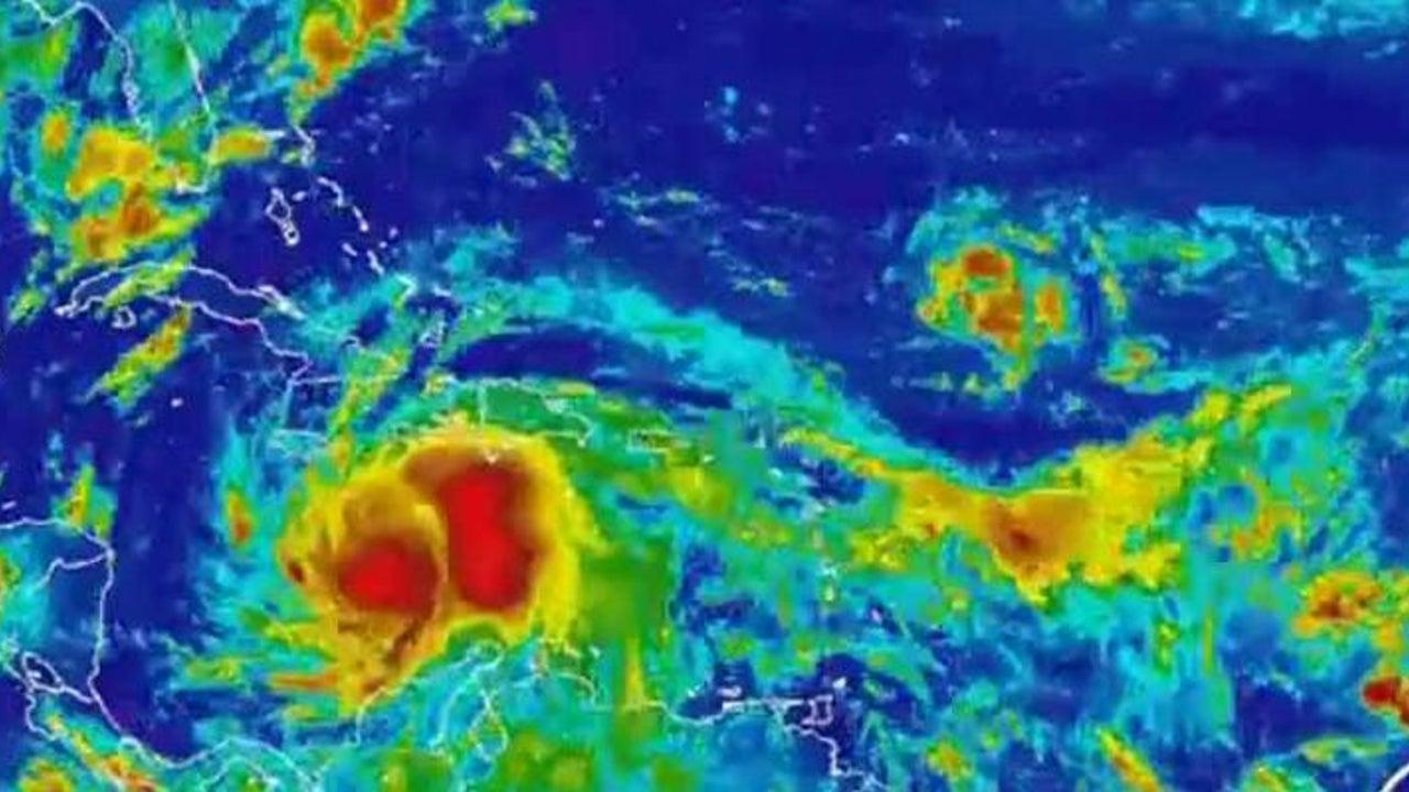 Dramatische Bilder von Hurrikan Matthew
