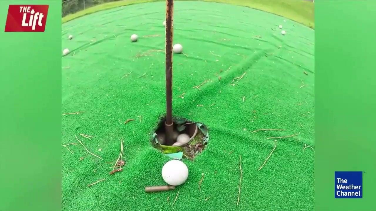 Das sind die 5 verrücktesten Golfplätze