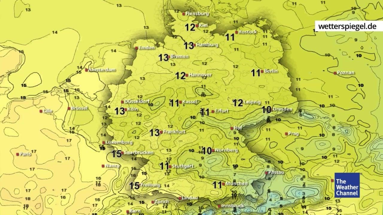 Wochenende: In diesen Regionen erwartet Sie die Sonne
