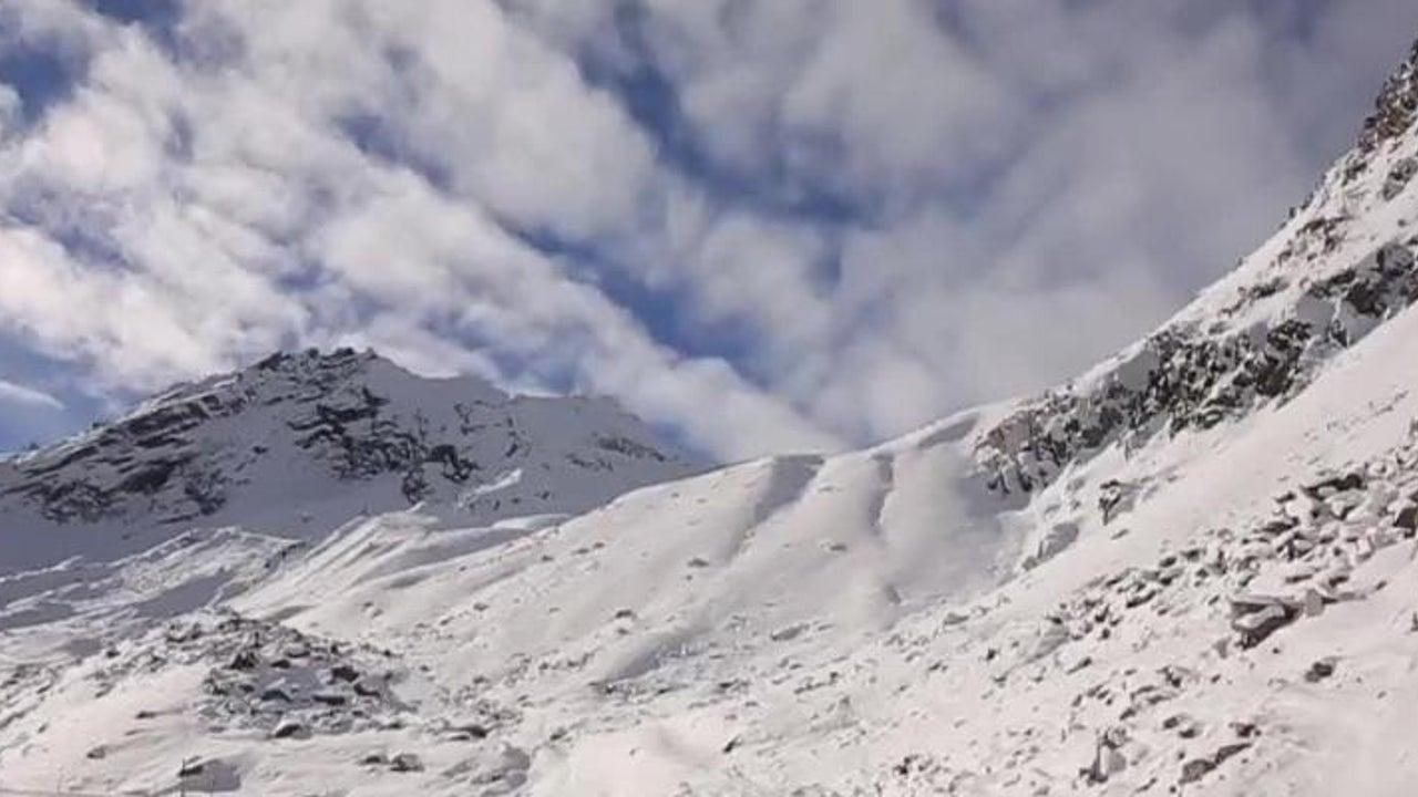 In den österreichischen Alpen startet die Wintersportsaison