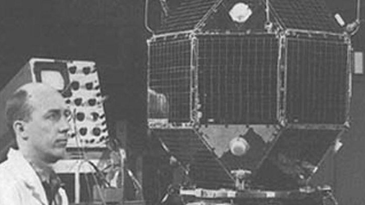 US-Satellit schweigt seit 1965 - jetzt erwacht er wieder zum Leben