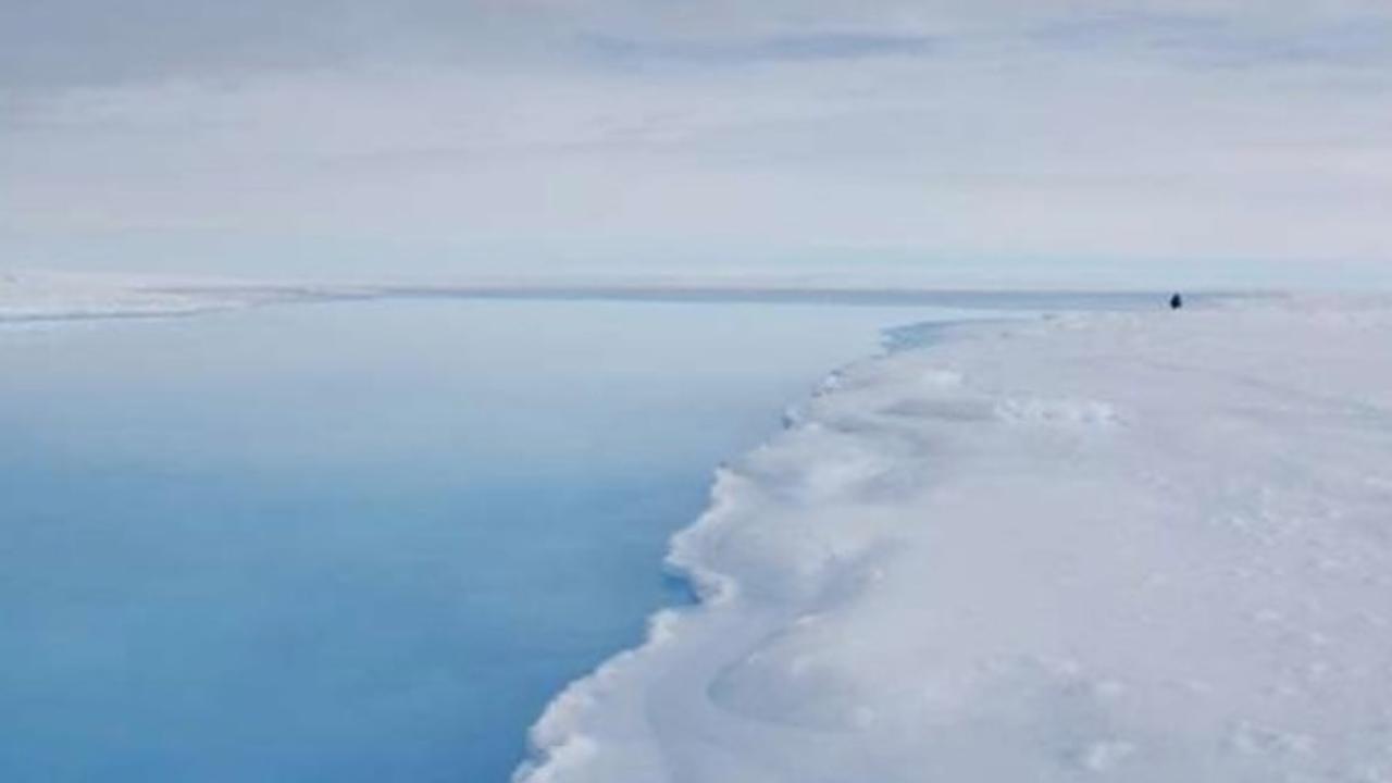 See in der Antarktis bereitet Forschern Kopfschmerzen