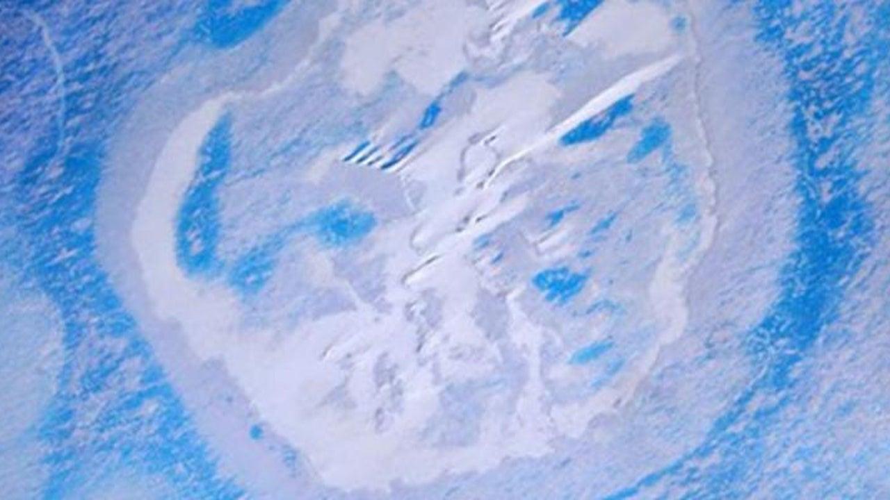 Forscher entdecken 55 Seen in Antarktis
