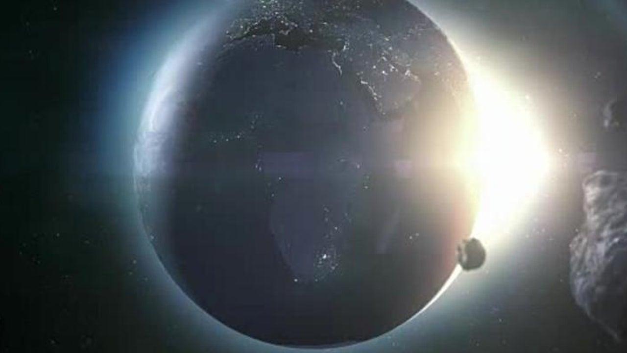 Heute bewegen sich 5 Asteroiden auf die Erde zu