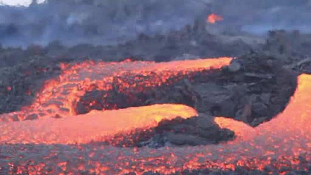 Supervulkan bei Neapel erwacht wieder zum Leben