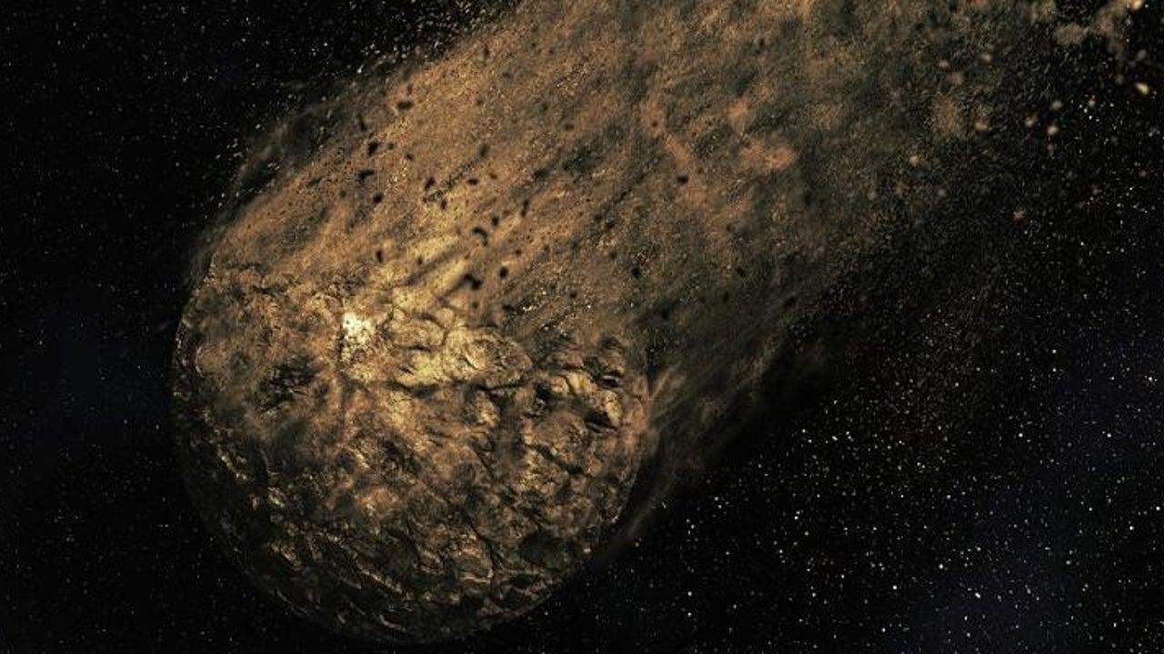 Objekt 2016 WF9 rauscht Richtung Erde - doch Experten haben keine Ahnung, was es ist