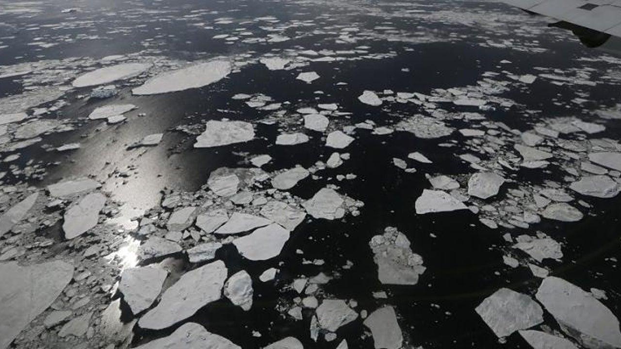 Nach Horror-Riss in Eisdecke: Plötzlich regnet es in der Antarktis