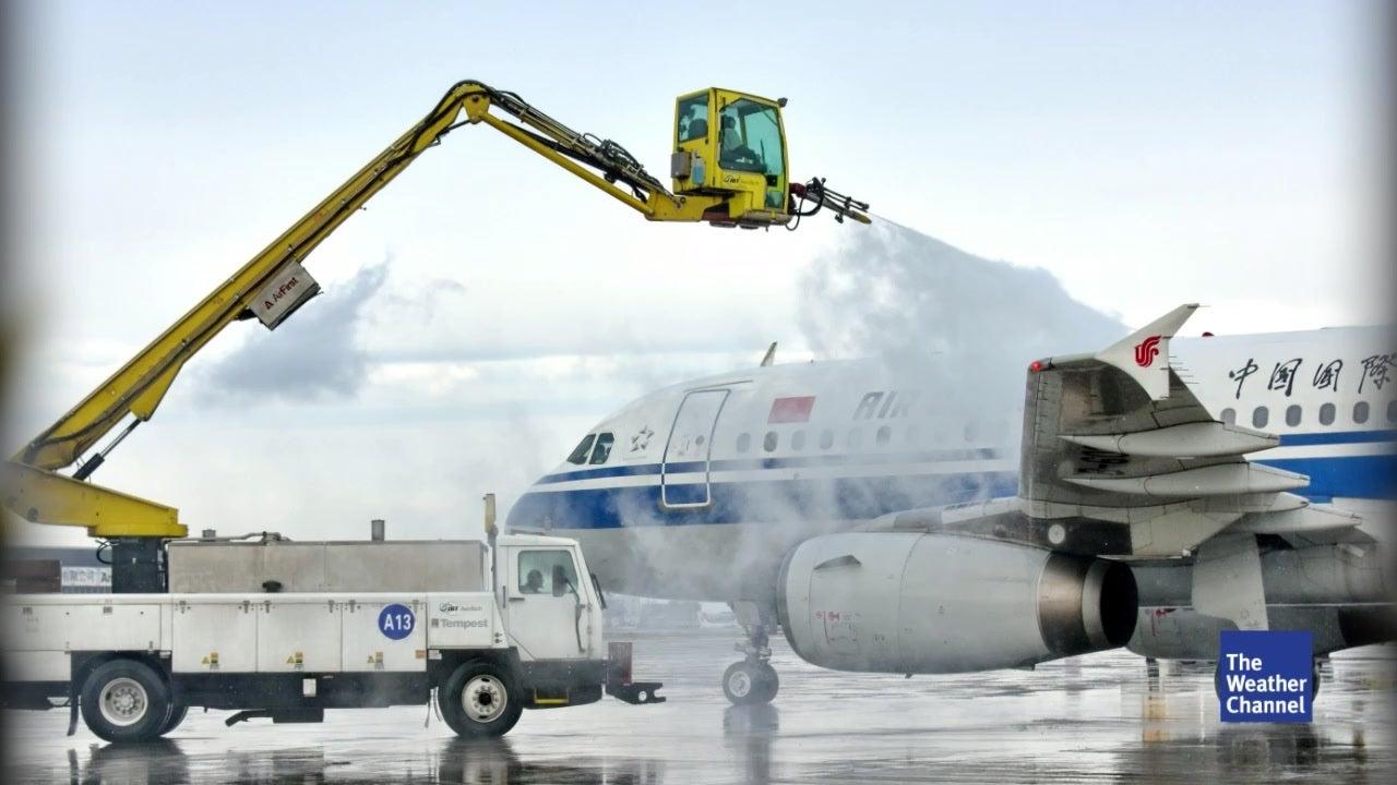 Flugausfall wegen Wetter: Rechte der Kunden