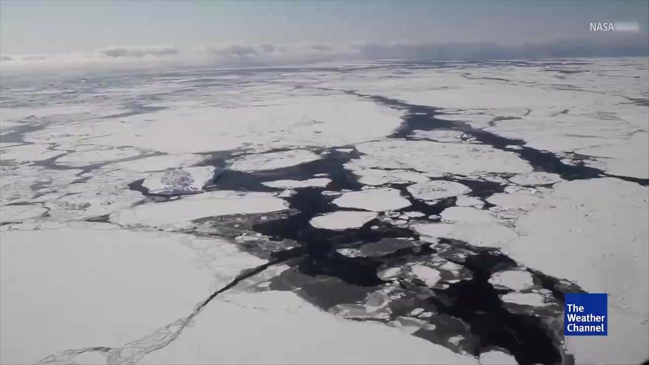 Forscher schlagen Alarm: Neuer Riss am Südpol