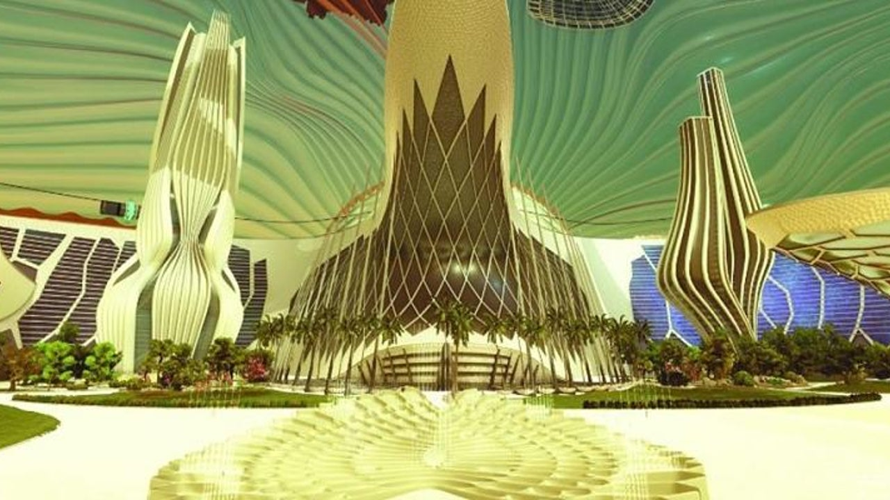 Projekt Mars 2117: Emirate wollen jetzt den Roten Planeten besiedeln