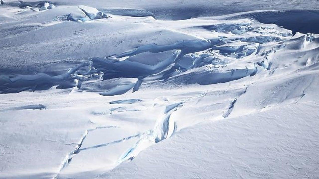 Rekordtemperatur in der Antarktis gemessen