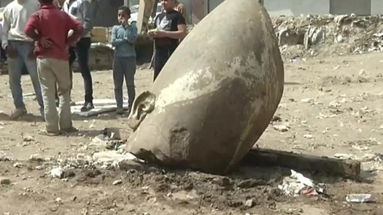 Forscher finden Statue - aber nicht Ramses