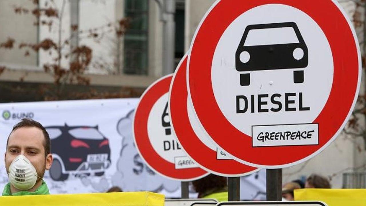 Euro-5-Diesel: In diesen Städten droht ein Fahrverbot