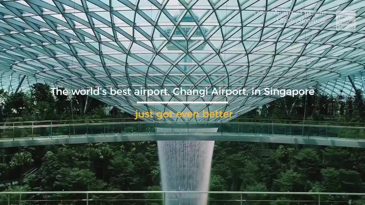 World's Best Airport Just Got Better