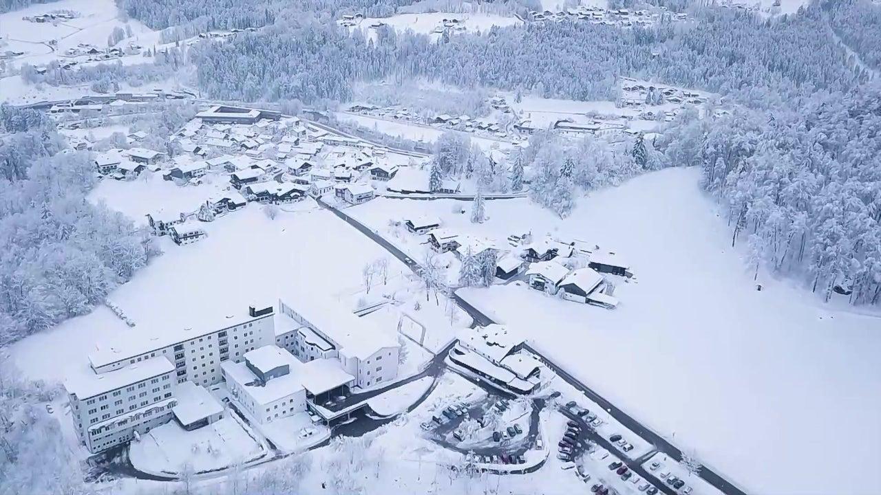 Aufnahmen zeigen Winterwunderland – doch die Idylle täuscht