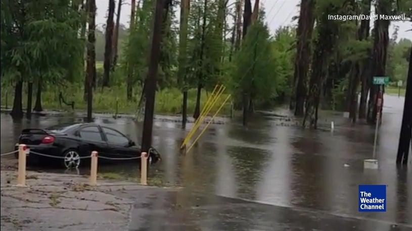 Flash Flood Emergency Declared Along Gulf Coast