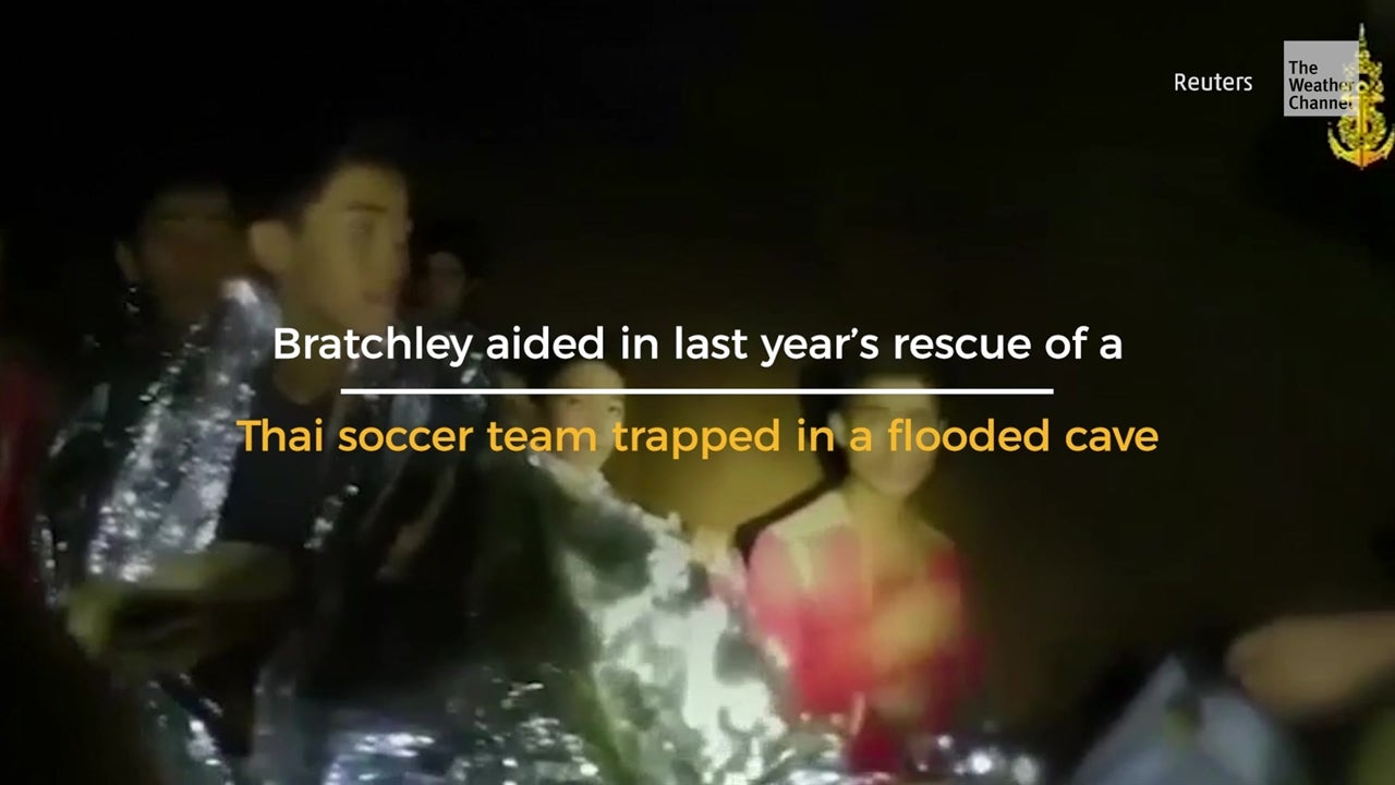 Diver's Rescue Effort Reciprocated