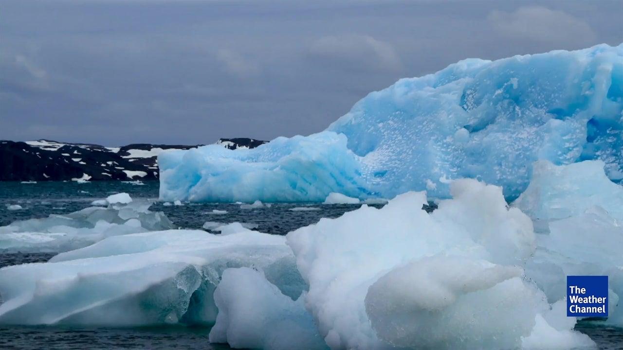 Degelo fez mar subir 9 m e fenómeno pode repetir-se