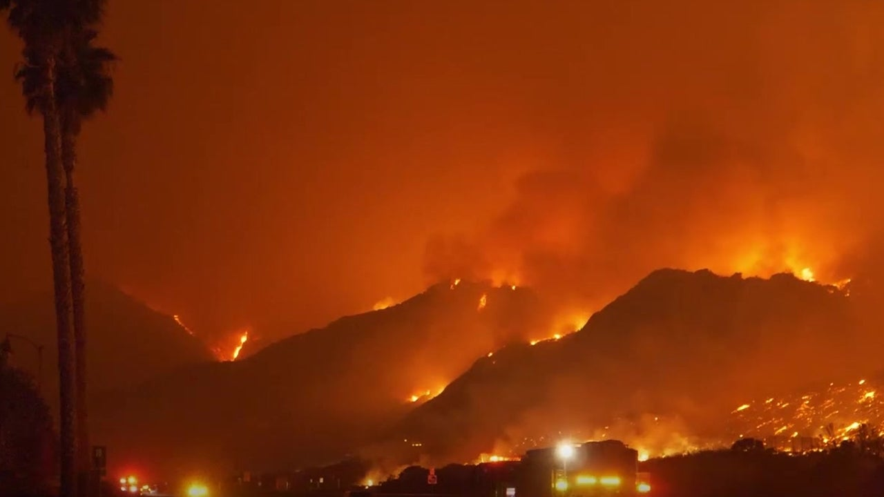 Wildfires Caused by Climate Change?