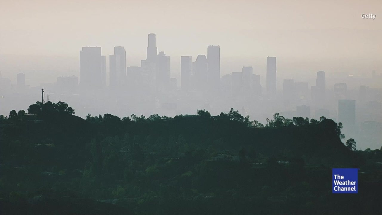 Wildfires Undoing Effort to Curb Air Pollution