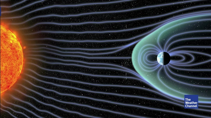 Forscher überrascht: Magnetpol der Erde wandert schneller als gedacht