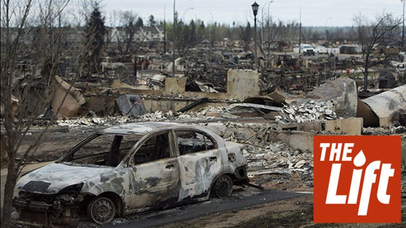 More Than Half A Million Acres Burned in YMM Wildfire