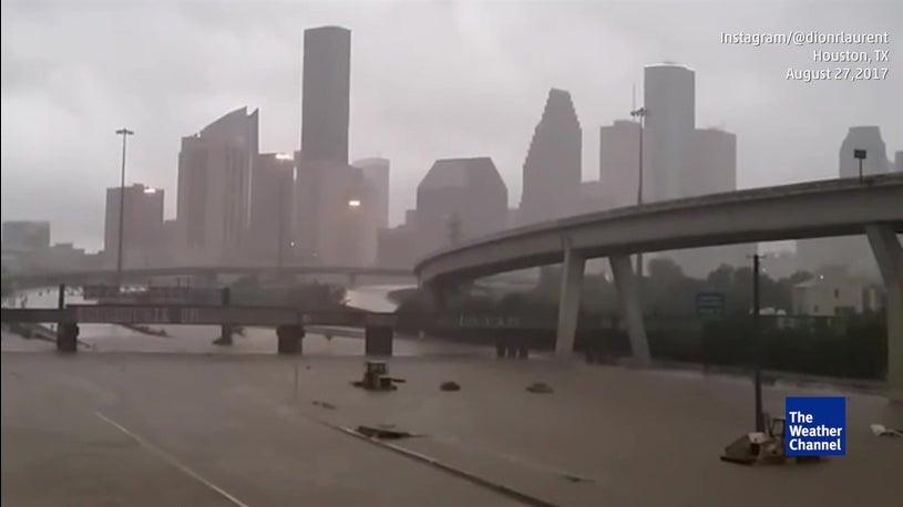Escenas Apocalípticas en Houston