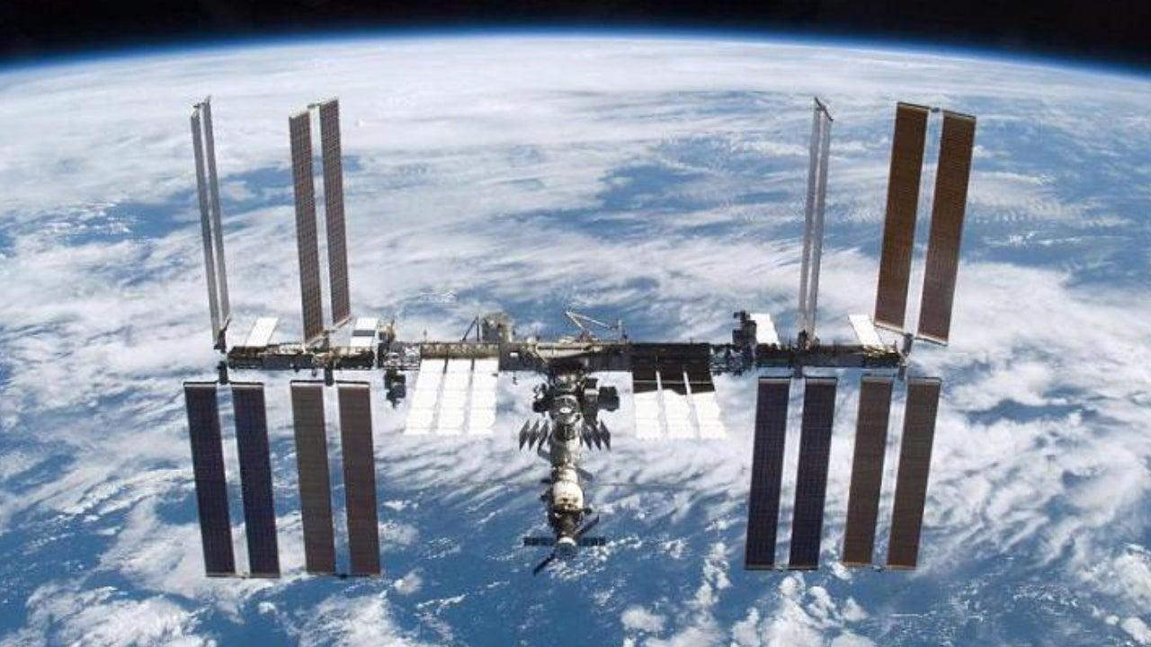 Mit bloßem Auge: Hier können Sie die ISS sehen