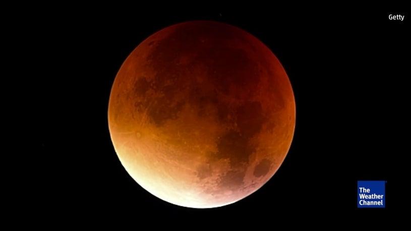 Blue moon lunar eclipse coming soon