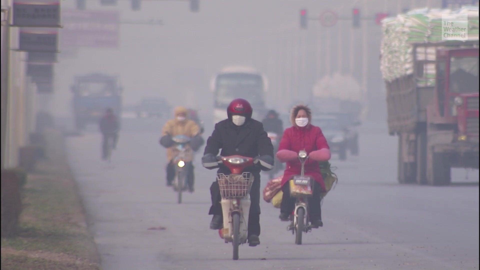 Beim Kochen: Luft im Haus ist  so verpestet wie im Großstadtverkehr