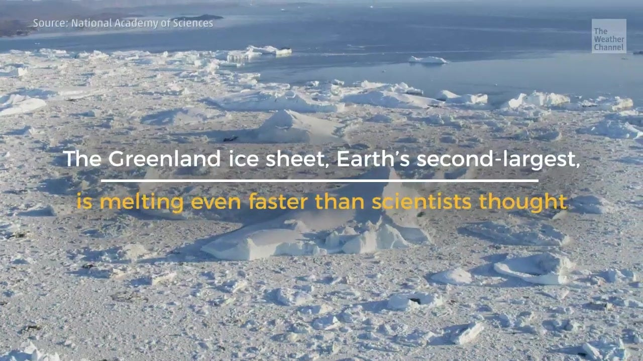 Shocking Findings on Greenland's Ice Loss
