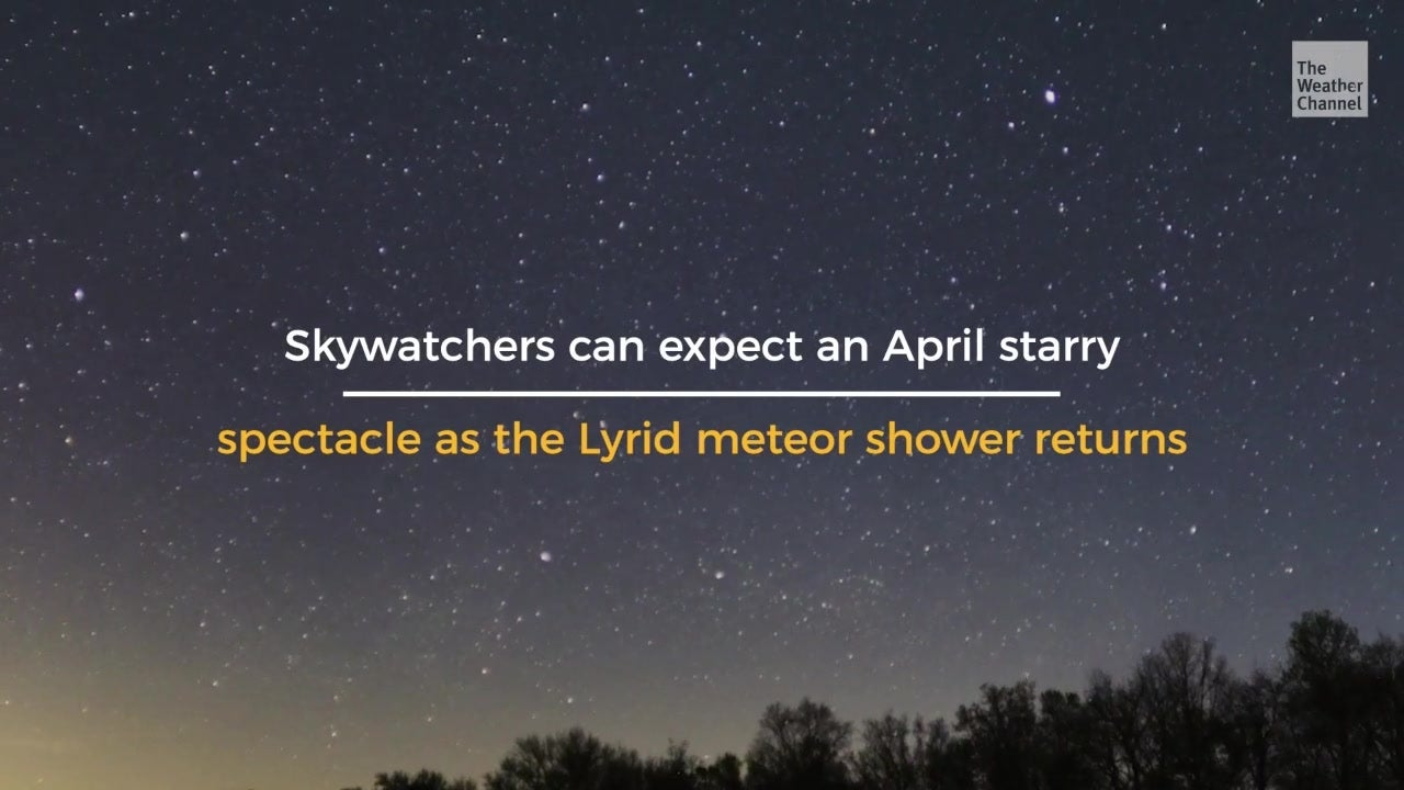 Don't Miss the Spectacular Lyrid Meteor Shower