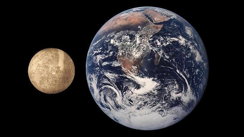 Rasende Gluthölle: Merkur ist der rätselhafteste Planet