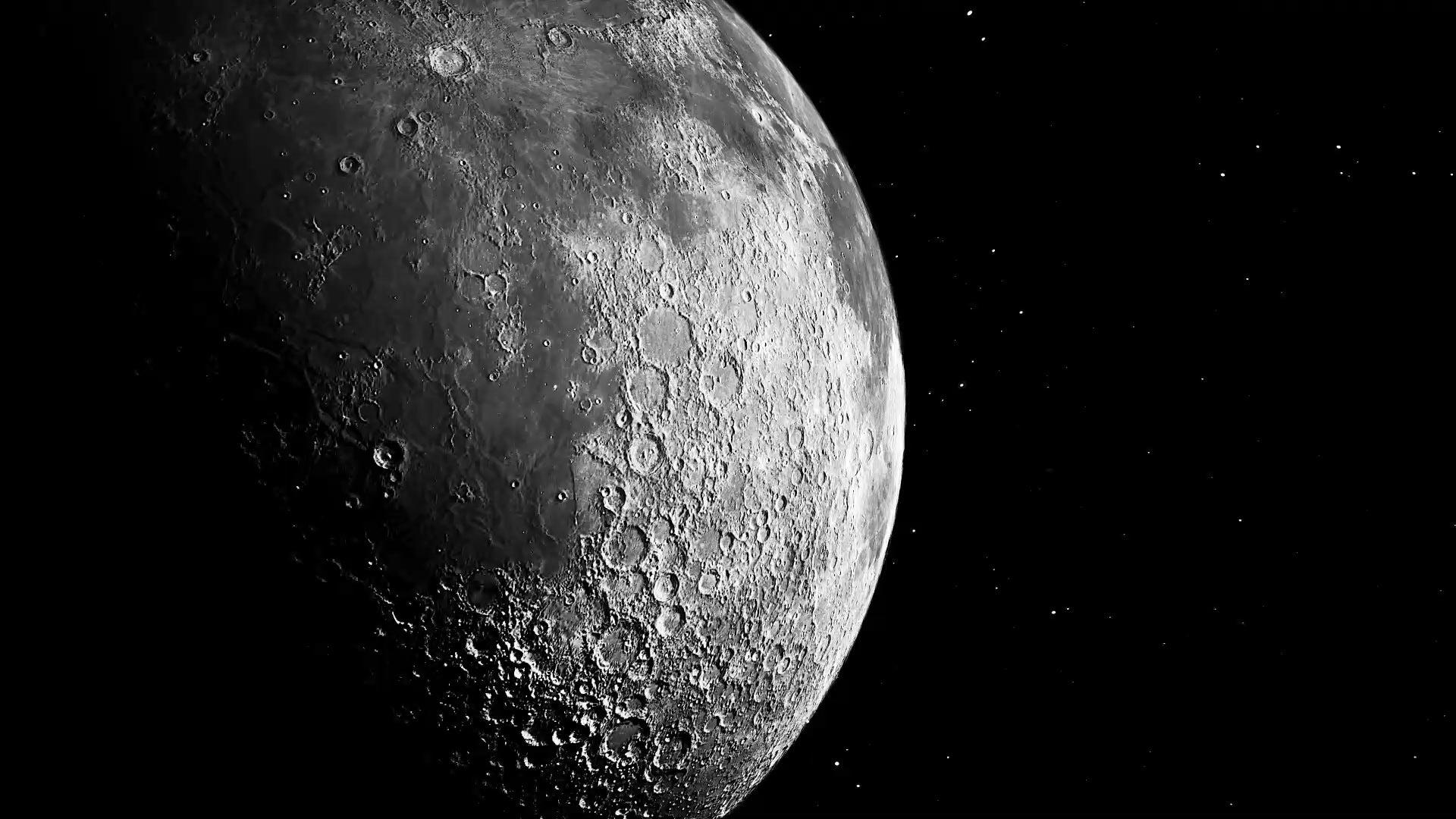Es bebt nicht nur auf der Erde. Auch auf unserem Begleiter gibt es Erdstöße - etwa, wenn dort Asteroiden einschlagen. Neuen Analysen zufolge gibt es wohl eine weitere bedeutsame Ursache.