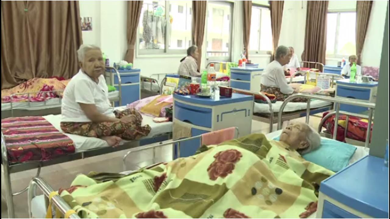 Senioren in Myanmar werden immer häufiger verstoßen