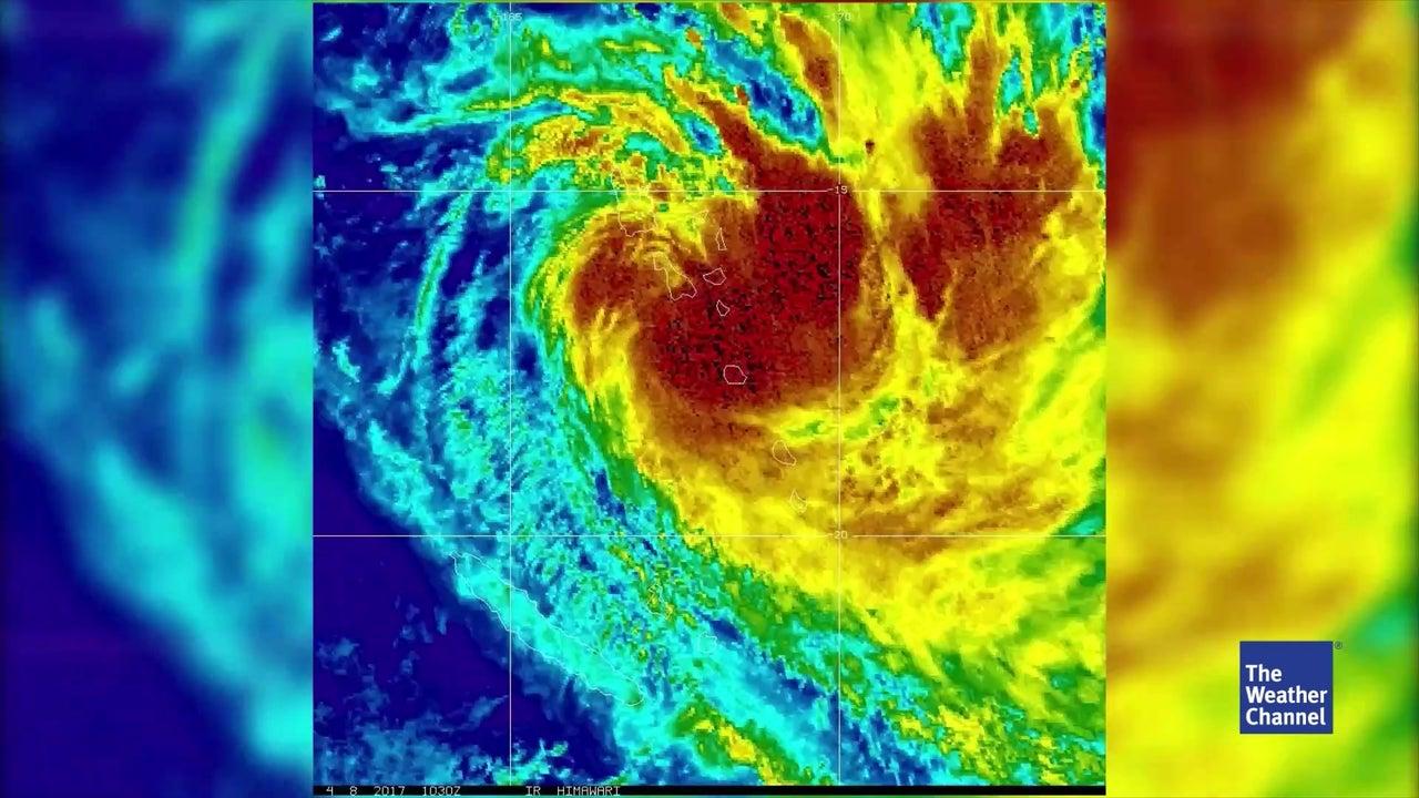 Neuseeland fürchtet heftigsten Sturm