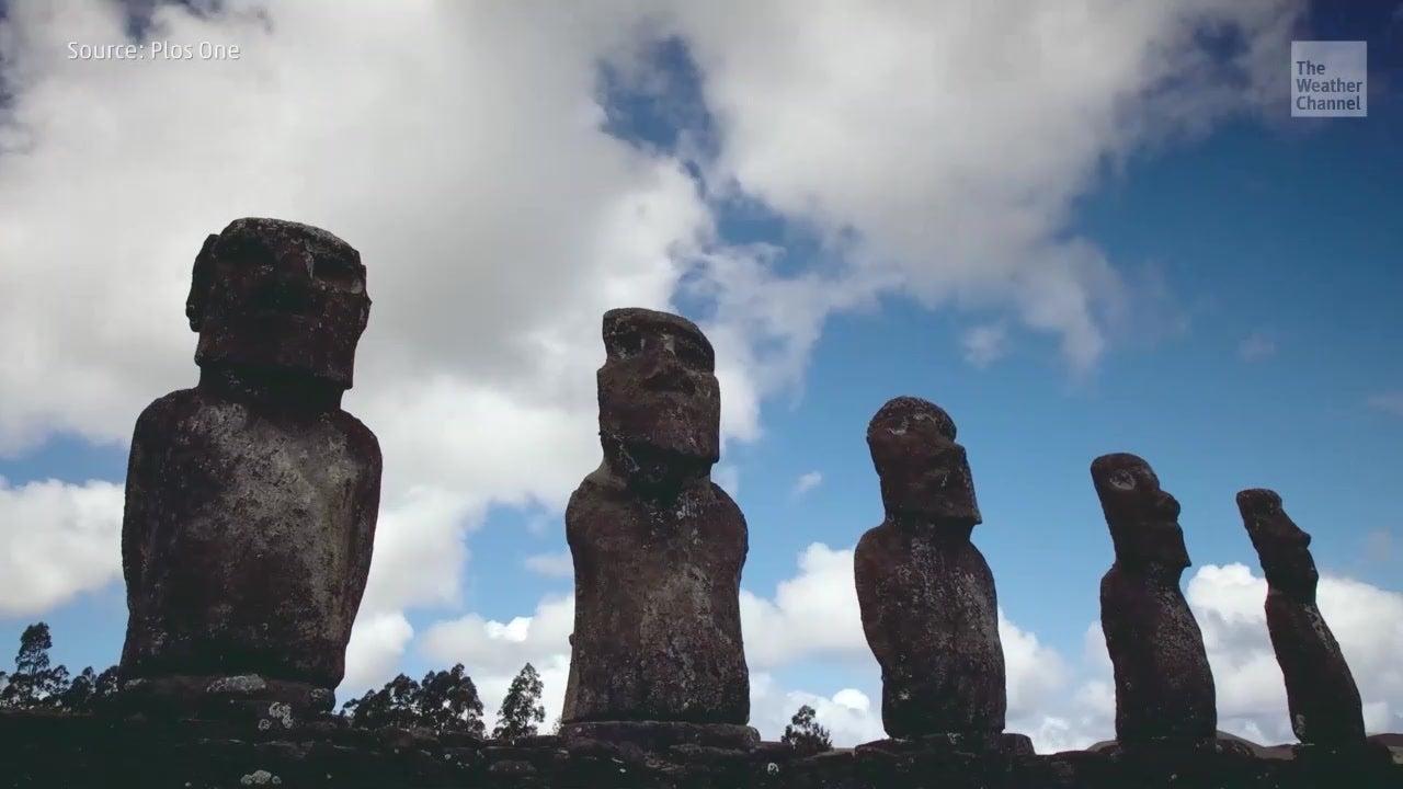 Uraltes Rätsel gelöst: Deswegen stehen die Statuen auf der Osterinsel