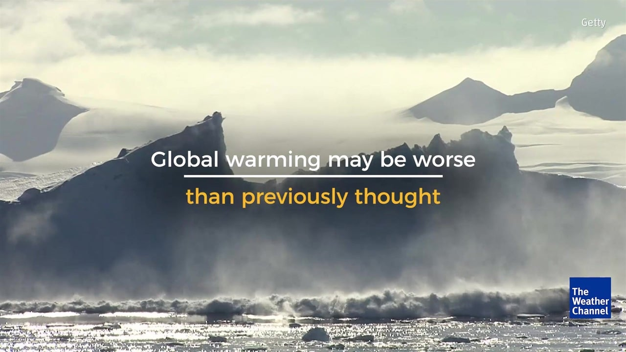 Global warming might be worse than previously thought