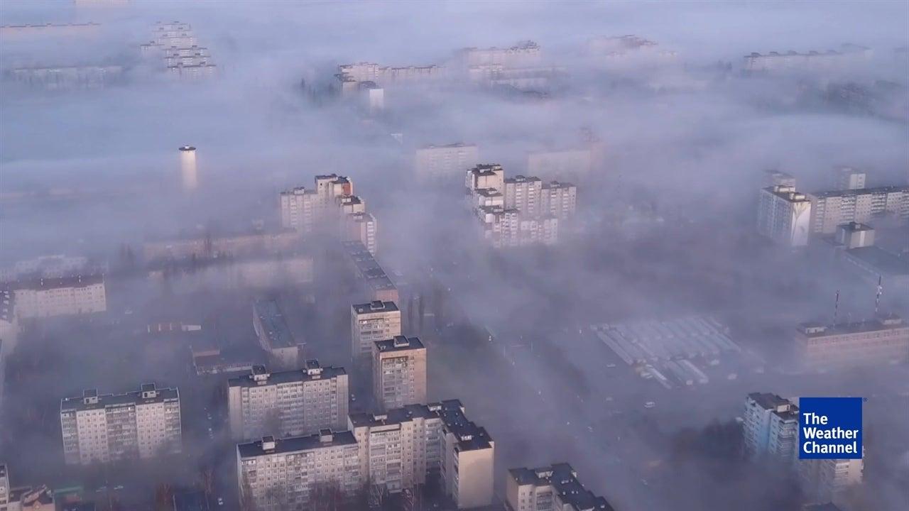 Níveis de poluição da Índia continuam a bater recordes