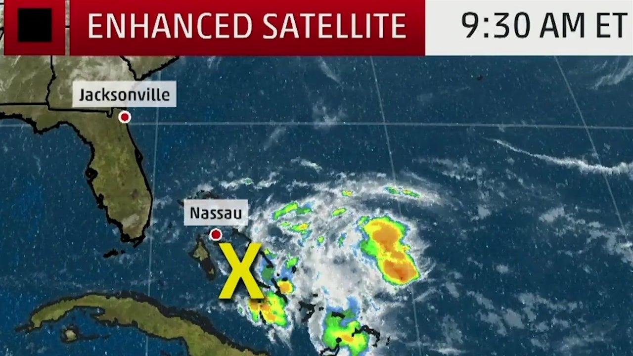 Perturbación tropical causará lluvias en Florida