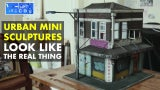Mini Sculptures Bring Urban Neighborhoods to Life